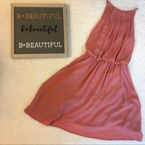 Coral Lush dress